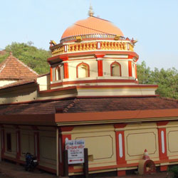 Rudreshwar Temple in Bicholim