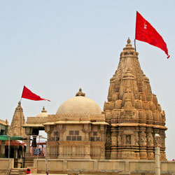 Rukmini Temple in Dwarka