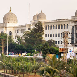Salar Jung Museum in Hyderabad