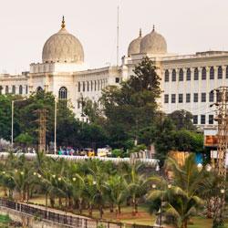 Salarjung Museum in Hyderabad