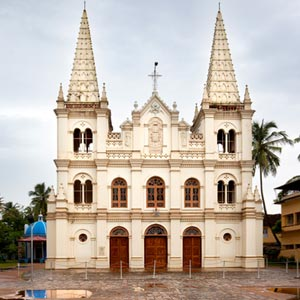 Sant Cruz Baslica Church