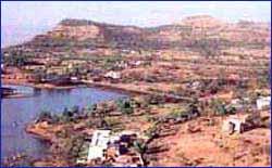 Saputara Hills in Saputara