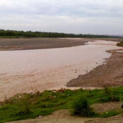 Sarasvati River in Ghaggar
