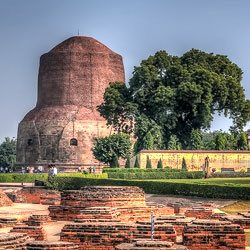 Sarnath Temple in Varanasi