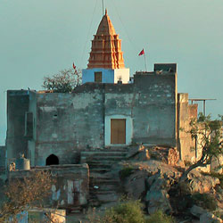 Savitri Temple in Pushkar