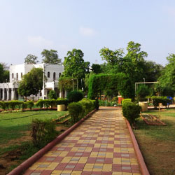 Sayaji Bagh in Vadodara (Baroda)