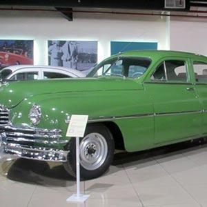 Sharjah Classic Car Museum in Sharjah