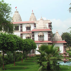 Sheetla Devi Temple in Gurgaon