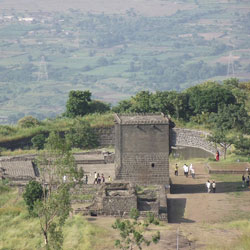 Shivneri Fort in Pune