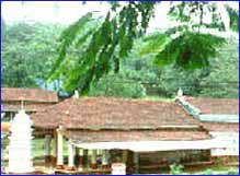 Shri Datta Mandir in Goa City