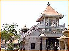 Shri Devi Sharvani Temple in Goa City