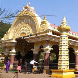 Shri Mahalaxmi Temple in Goa City