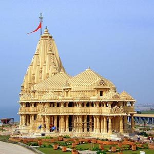 Somnath Mahadev Temple in Junagadh