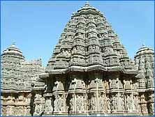 Somnathpur Temple in Bangalore