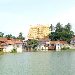 Sree Padmanabhaswamy Temple in Thiruvananthapuram