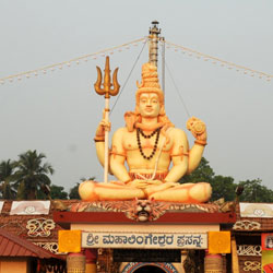 Sri  Mahalingeshwara Temple in Puttur