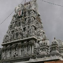 Sri Parthasarathy Temple in Chennai