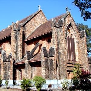 St. Marys Church in Belgaum