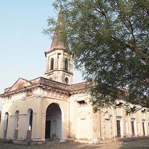 St. Marys Church in Varanasi