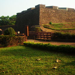 St. Angelo's Fort in Kannur