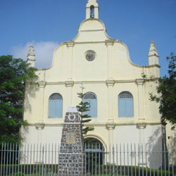St. Francis Church in Kochi