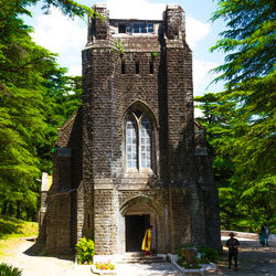 St. Johns Church in Dharamshala