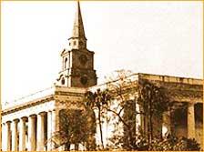 St Johns Church in Kolkata