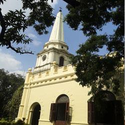 St. Marys Church in Chennai
