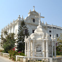 St. Paul Church in Daman