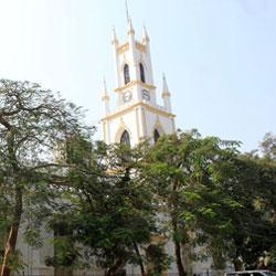 St Thomas Cathedral in Mumbai