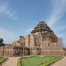 Sun Temple Konark in Konark