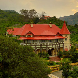 Sunrise Palace in Mount Abu