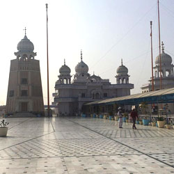 Takht Damdama Sahib in Bhatinda