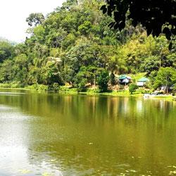 Tamdil Lake in Aizawl