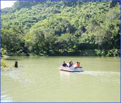 Tamdil Lake in Aizawl
