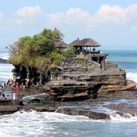 Tanah Lot in
