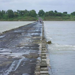 Tapi River in Betul