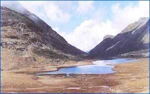 Tawang Hills in Tawang