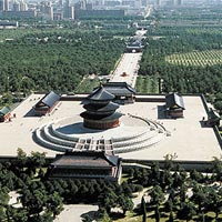 Temple of Heaven  in