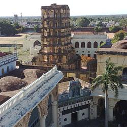 Thanjavur Palace in Thanjavur