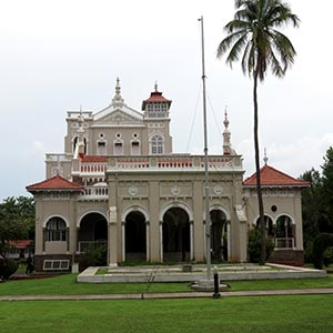 The Aga Khan's Palace