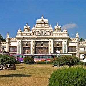 The Jaganmohan Palace