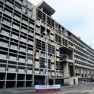 The Secretariat Building