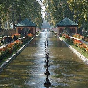 The Shalimar Garden