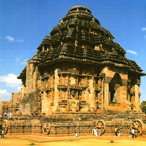 The Sun Temple Konark
