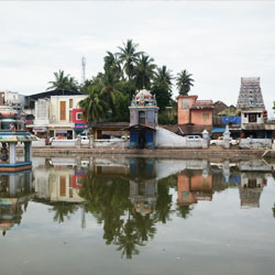Thirunallar Temple in Karaikal