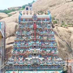 Thiruparankundram Temple in Madurai