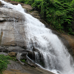 Thusharagiri Waterfalls in Kozhikode Calicut