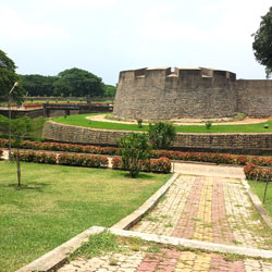 Tipu Sultan Fort in Palakkad