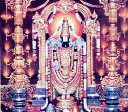 Tirupati Temple in Tirupati